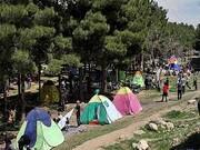 تفرجگاه های گلستان سیزده بدر تعطیل است/موج دوم کرونا در راه استان