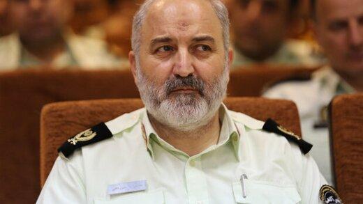 رئیس پلیس آگاهی کشور: همدان یکی از استانهای امن کشور است