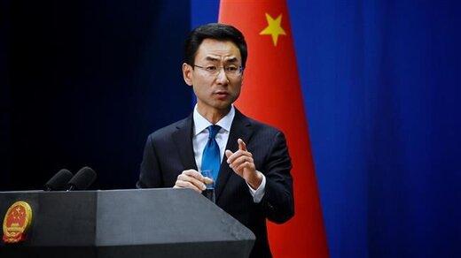 هشدار صریح پکن درباره لغو تحریم کشورها