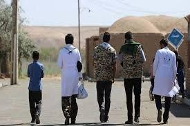 اعزام ۱۲ گروه جهادی فارس برای مقابله با کرونا به مناطق محروم