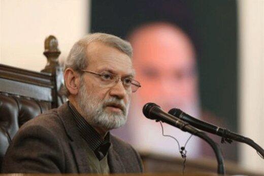 واکنش عضو هیات رئیسه مجلس به شایعه به کما رفتن علی لاریجانی