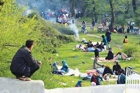 بهار گلستان در یخبندان سفرهای نوروزی مسافران/ رسوم نوروزی گلستانی ها قربانی کرونا