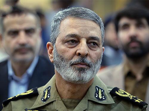 دیدار فرمانده کل ارتش با ابراهیم رئیسی +جزئیات