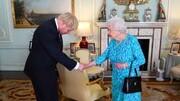 پس از کرونایی شدن جانسون، سلامتی ملکه سوال برانگیز شد