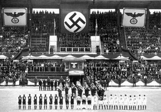 تحقیر هیتلر با چند اتفاق فوتبالی!