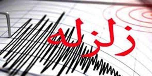 زلزال بقوة 5.4 درجة يضرب مدينة فارياب جنوب شرق ايران