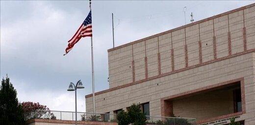 کارکنان سفارت امریکا عراق را ترک کردند