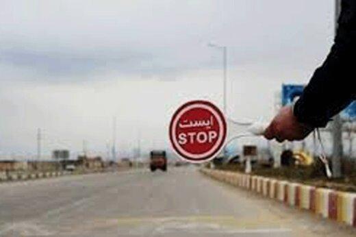 ببینید | تمام ورودی و خروجیهای تهران مسدود شد