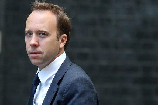 وزیر بهداشت انگلیس هم به کرونا مبتلا شد