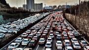 پر ترددترین راه های کشور طی ۲۴ ساعت گذشته