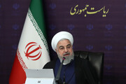 روایت توئیتری از ویدئو کنفرانس امروز روحانی با پزشکان متخصص بیماری عفونی و تنفسی