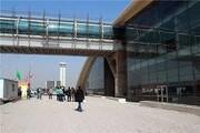 کاهش 94 درصدی ورودی و خروجی مسافر پایانه امام رضا(ع) در فروردینماه