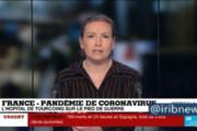 ببینید | وضعیت اسفناک پاریس پس از شیوع ویروس کرونا به روایت فرانس 24
