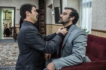 عکس | محسن تنابنده و احمد مهرانفر خیلی پیش از آنکه نقی و ارسطوی «پایتخت» شوند
