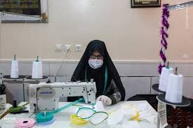 تولید روزانه ۵ هزار ماسک در شیراز