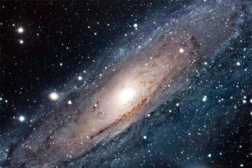 ببینید | تصویری شگفت انگیز از زوم کردن تلسکوپ هابل در کهکشان