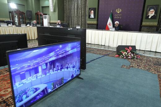 روحانی:تلاش همه جانبه برای ساخت واکسن و داروی ضدکرونا انجام گیرد