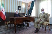رئیسجمهور: امیدوارم در سال ۹۹ برای طرحهای مهم به خوزستان سفر کنم