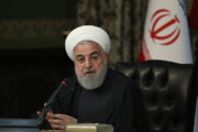 Pres. Rouhani says public health on gov't agenda