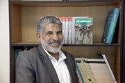 ناجی اسیران ایرانی به دلیل تب و عفونت ریه، در بیمارستان بستری شد