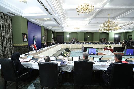 تأکید رئیس جمهور بر اجرای دقیق طرح فاصلهگذاری اجتماعی