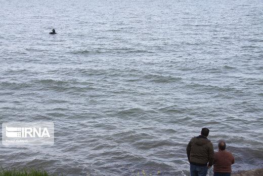 ساحل آستارا در ایام کرونا