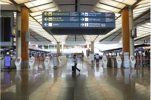تصاویر خلوت ترین حالتی که فرودگاه ها تاکنون به خود دیده اند