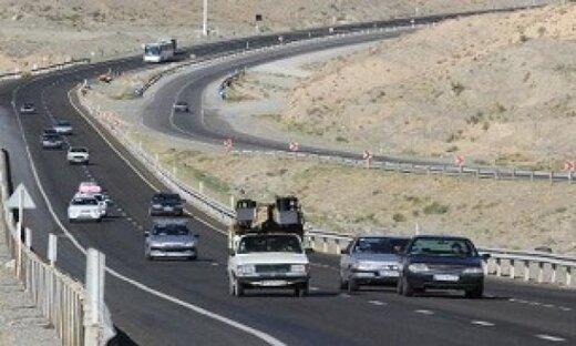 کاهش ۴۸ درصدی تردد در محورهای آذربایجان غربی در ایام نوروز