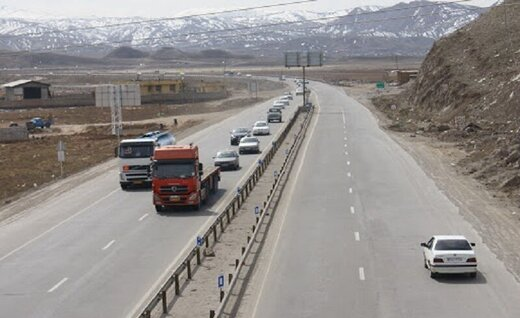 کاهش ۶۸ درصدی تردد در جادههای آذربایجانشرقی
