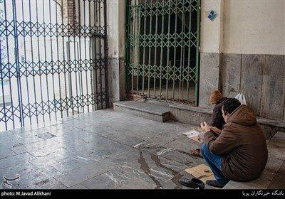 تعطیلی حرم امامزاده صالح در پی شیوع ویروس کرونا