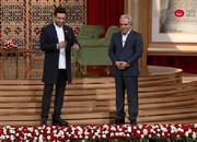 اشتباه بزرگ مهران مدیری به روایت امید حاجیلی
