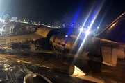 ببینید |  ۸ کشته در حادثه سقوط هواپیما در فیلیپین