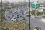 تردد خودروها در محورهای مختلف آذربایجان شرقی طی ۱۰ روز اول سال ۹۹ به میزان ۵۹ درصدکاهش یافت