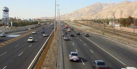 رئیس پلیس راه استان: از ابتدای طرح نوروز ۱۶۷ تصادف رانندگی در جاده های همدان رخ داده است