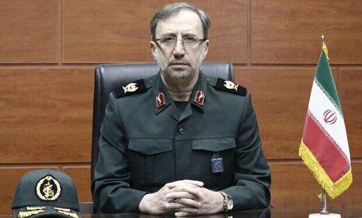 پاسخ صریح سردار عراقیزاده به سوالی درباره ابتلای سربازان به کرونا
