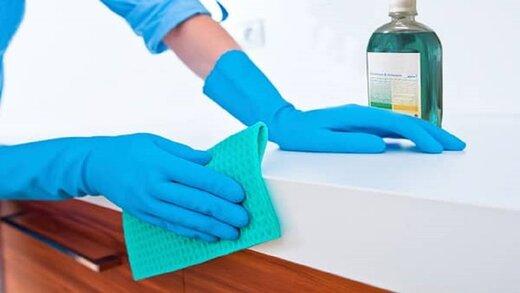 راهکارهایی برای مقابله با ویروس کرونا در منزل