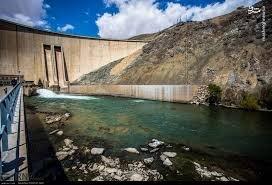 رهاسازی آب از سد کوثر فعلا افزایش نمییابد