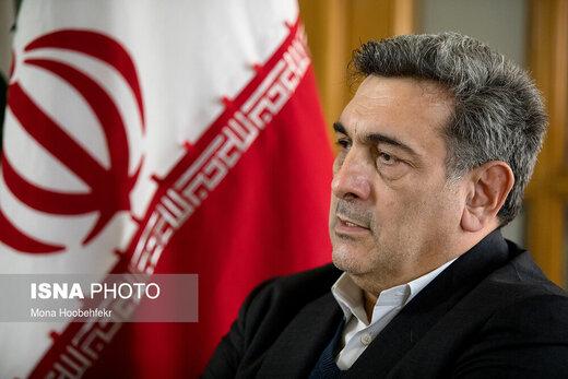 ابراز همدردی شهردار تهران با مردم ایتالیا در گفتوگو با شهردار رم
