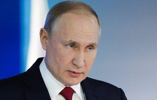 دستور تازه پوتین درباره کرونا