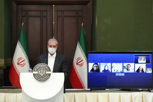 Iran should simultaneously fight coronavirus, sanctions: Gov't spox