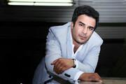 یوسف تیموری در کنار شهاب حسینی/ عکس