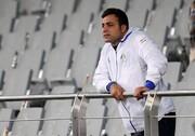 آخرین خبر از وضعیت ورزشکار معروف ایران در قرنطینه