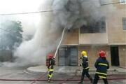 انفجار یک منزل مسکونی در محله الهیه