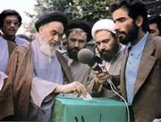 ببینید | فیلمی دیده نشده از رای دادن امام خمینی(ره) در روز ١٢ فروردین با شرایط ویژه!