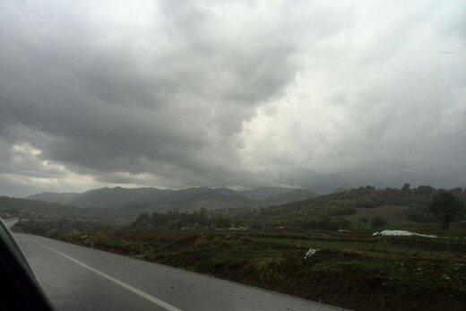 کدام استانها در روز طبیعت بارانی خواهند بود؟