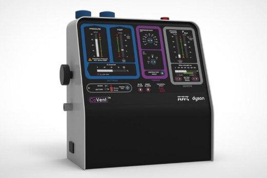 دستگاه تهویه هوا برای بیماران کرونا
