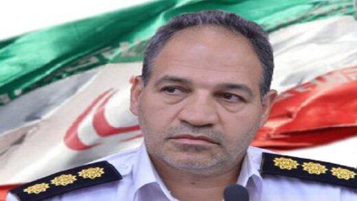 آزادراه تهران-شمال بسته شد