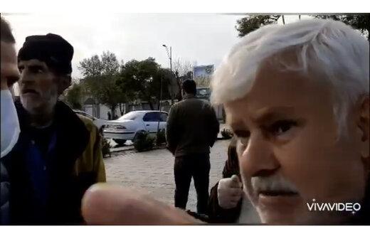 ببینید | واکنش معاون وزیر کشور به ویدئوی گلایههای پیرمرد دستفروش که در شبکههای اجتماعی وایرال شده
