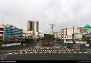 تصاویر | در پایتخت سکوت حکم فرماست