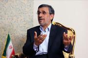 ببینید | احمدی نژاد: ویروس کرونا سلاح بیولوژیک قدرت طلبان عالم است که بلای جان خودشان شده